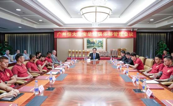 刘永灼被恒大免职 因多方面存在严重失职而被免