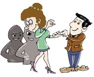 男子银行卡被偷遭盗刷 窃贼居然是其女友