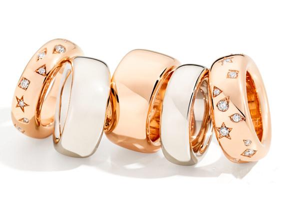 50周年 Pomellato推出全新ICONICA系列珠宝作品