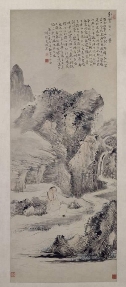 人物画是古代不可替代的留影方式