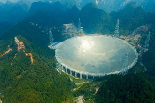 天眼出手找外星人 天眼发现脉冲星首获确认