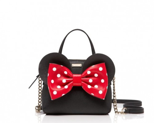 Kate Spade推出全新Minnie Mouse系列包包