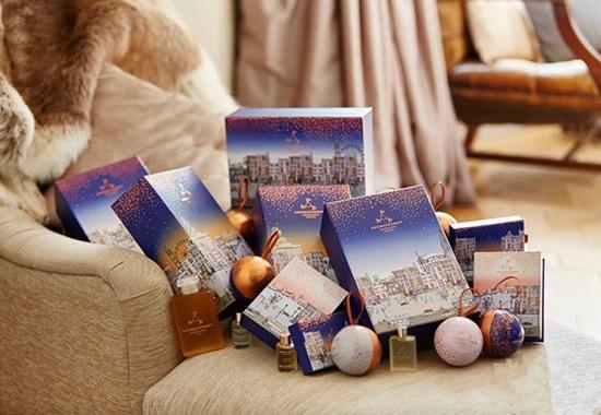 英国伦敦风情 Espace推出全新圣诞节系列香氛礼盒