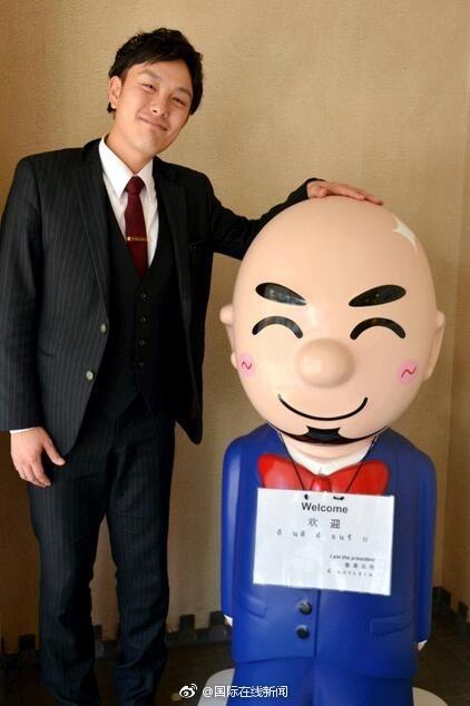 日本酒店为秃顶顾客打折 因下水口不会被头发堵住