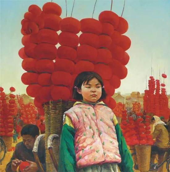 李新平油画作品展将于13日在西安亮宝楼开幕