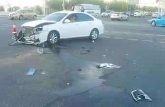女子学车第2次上路撞死老人 教练员承担责任