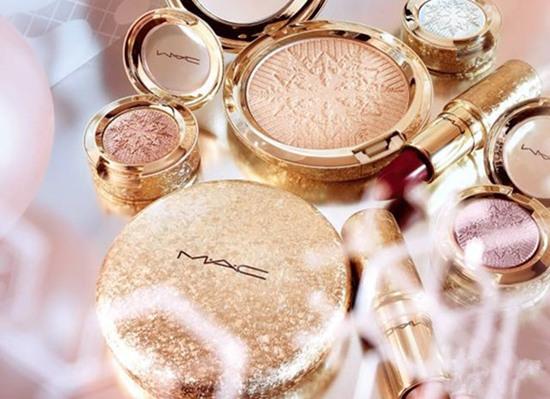 闪闪惹人爱 MAC推出全新圣诞限定雪花系列彩妆