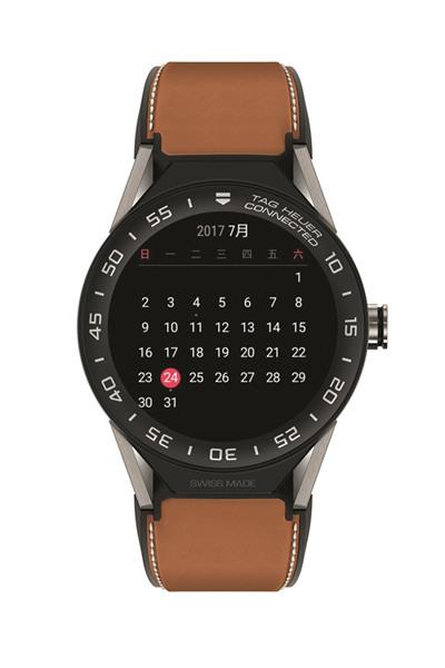 泰格豪雅Connected Modular 45智能腕表于中国正式上市