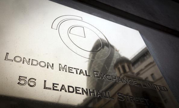 伦敦金属交易所介绍