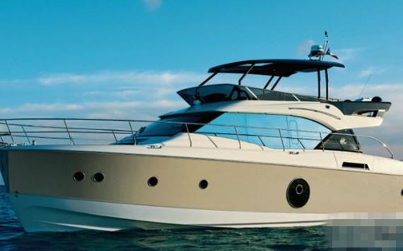 蒙地卡罗MC6:具有地中海风格的豪华运动型游艇
