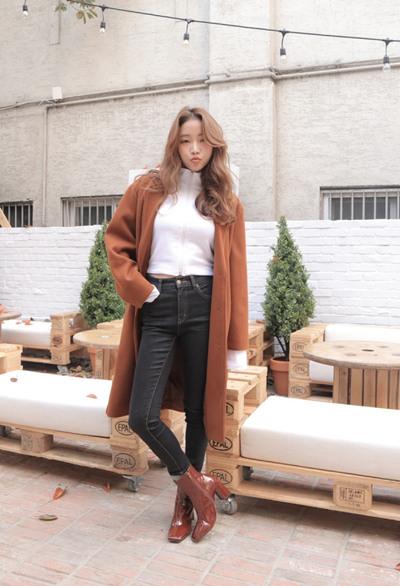 冬天服装流行趋势示范 三款大衣让你气场十足