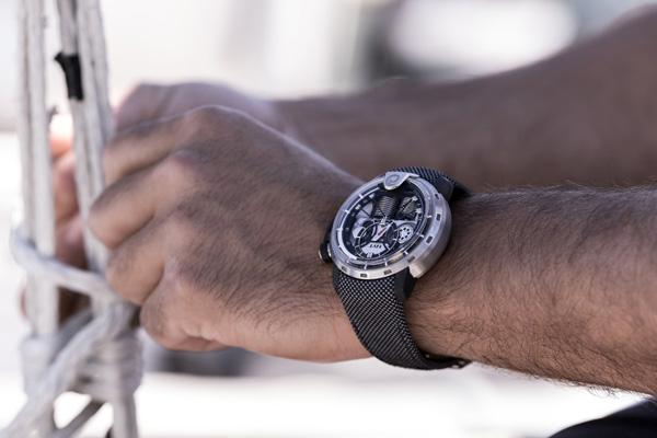 HYT名表品牌携手Alinghi推出第三款限量版腕表