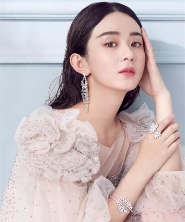 赵丽颖出任周大福珠宝形象大使 华丽蜕变完美诠释周大福理念