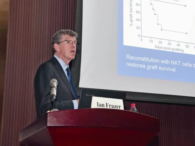 宫颈癌疫苗发明者来温 计划在温州开展肿瘤免疫学领域研究