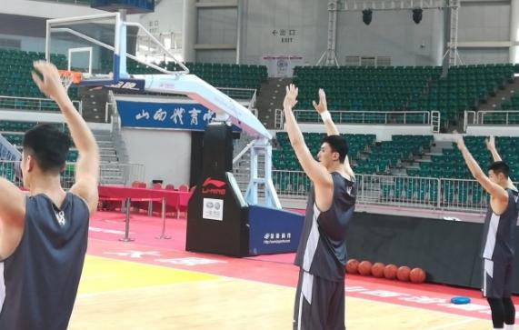 常林吉喆正式归队训练 吉喆伤势恢复不错有望在下一轮复出