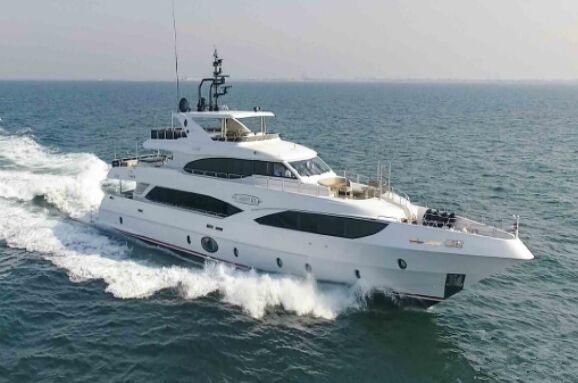 海湾工艺推出全新39米125 MY Bliss超级游艇