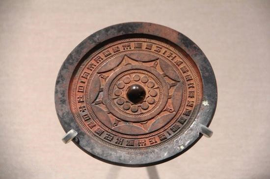 战国/两汉/唐代铜镜受关注度最高 铜镜收藏有诀窍
