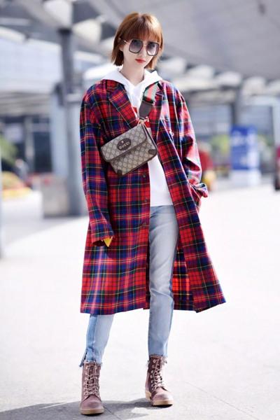 女星教你穿衣搭配造型 三个小技巧让你时髦又有范