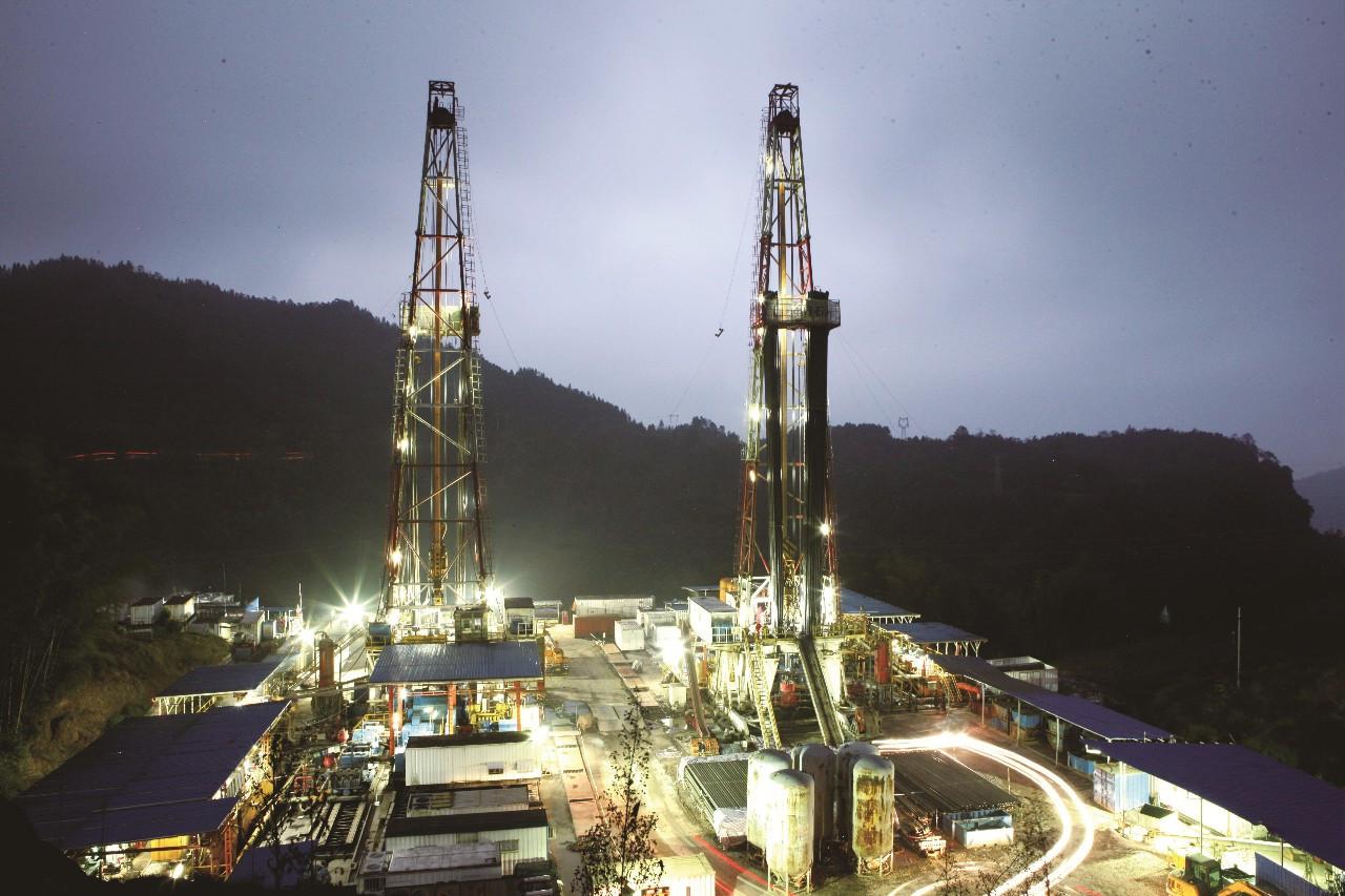 中石油页岩气开发进一步 运输管道新投入