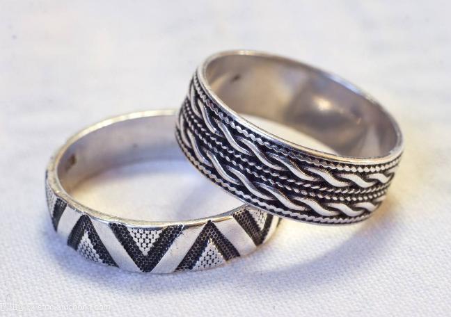 银戒指真有辟邪一说吗?