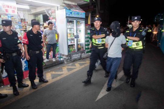 广东摧毁涉黑团伙 将130余个涉黑恶犯罪团伙一锅端掉