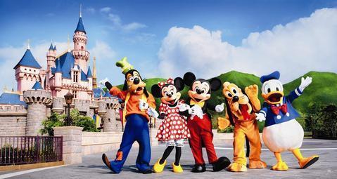 """迪士尼面临""""老年危机"""" 四大业务三项下滑"""