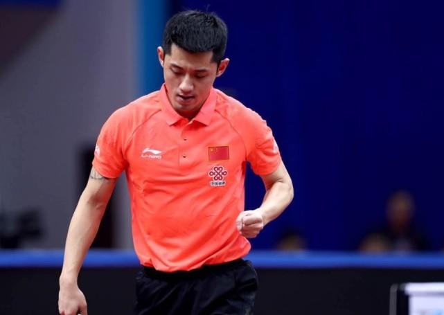 国际乒联巡回赛:张继科首轮出局 是继续打还是转型?