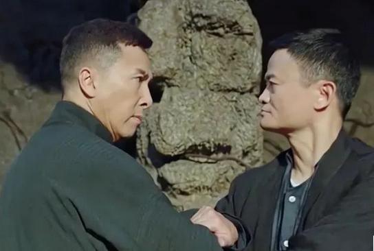 马云电影视频首发 你给《功守道》打几分?