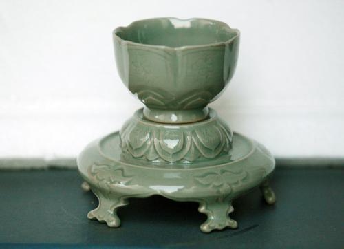 故宫博物院的越窑青瓷