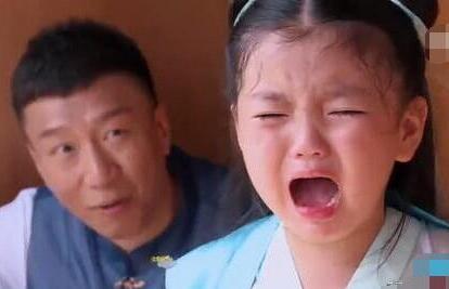 孙红雷吓哭阿拉蕾 网友:是被你帅哭了