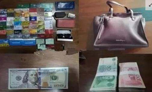 小偷偷钱包打开后吓得自首 财务太多了!