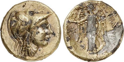 """古希腊世界的""""假币""""有规定的流通范围"""