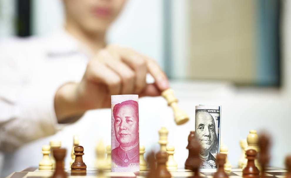 美金对人民币的汇率趋势为何大转变?