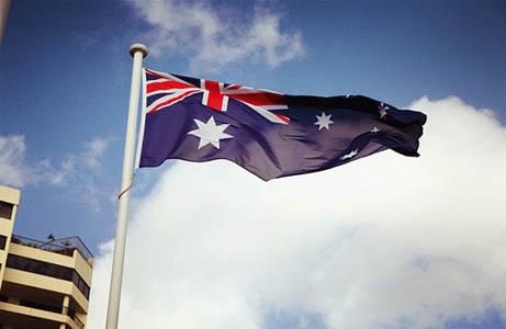 澳大利亚数据不及预期 澳元兑美元跌破0.76关口