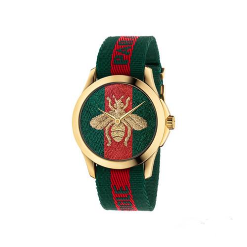 古奇推出全新Le Marché des Merveilles系列腕表