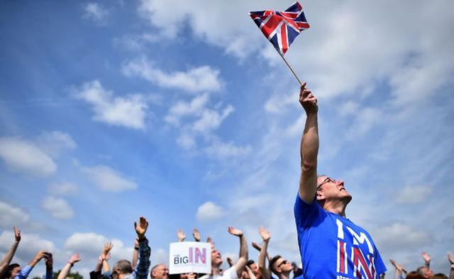 """英欧""""冤家""""几时休战?英国央行面临诸多不确定"""