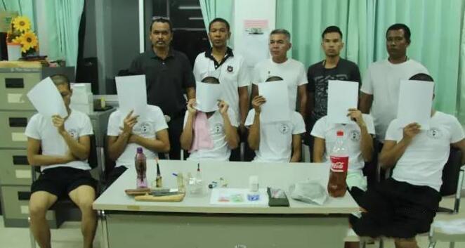 泰一寺庙僧人集体吸毒 警方下令逮捕及强制还俗