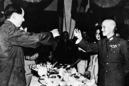 蒋介石暮年反攻大陆 多次欲拉美国下水