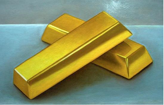 全球黄金需求低迷 中国买盘劲升