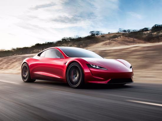 特斯拉发布Roadster电动轿车 号称速度最快量产轿车