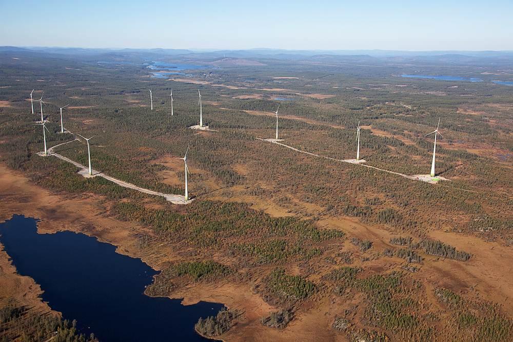 通用电气拟建欧洲最大的单一陆地风电场