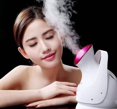 用蒸脸器对肌肤有什么好处?