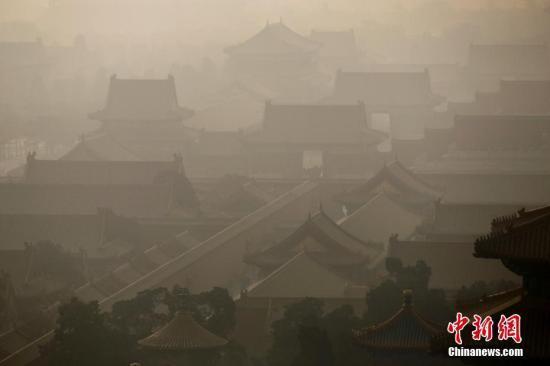 治霾升级 北京重污染黄色预警停限产企业增加500余家