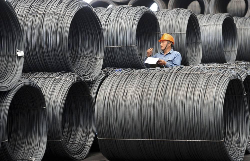 国内现货钢价先扬后抑 进口矿小幅波动