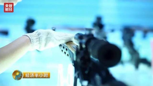 厉害了!这名中国女子造枪世界第一