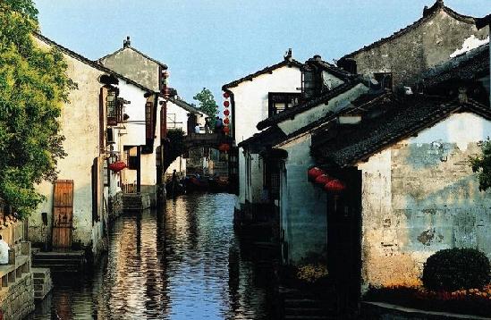 <span>江南小镇,别样小桥,这里的味道不一样</span>