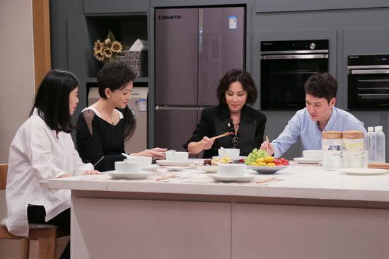 冯绍峰做客《生活家》 畅谈惊心拍戏经历