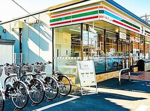 在日本可骑共享单车 信用卡支付7元/0.5h