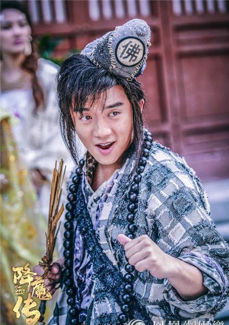 郑恺主演《降魔传》热映中 表示首次尝试南派喜剧