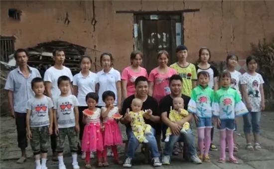 村庄367户42对双胞胎 其中7对是龙凤胎